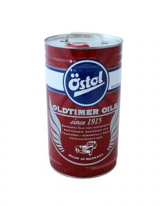 Östol Oldtimer Oil SAE 20